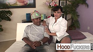 Mamma mommy Lisa Ann interracial monster wang Best XXX
