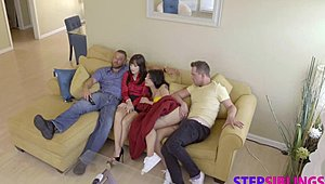 StepSiblingsCaught - Cumming inner My StepSis all through Movie! S8:E1 XXX Girls